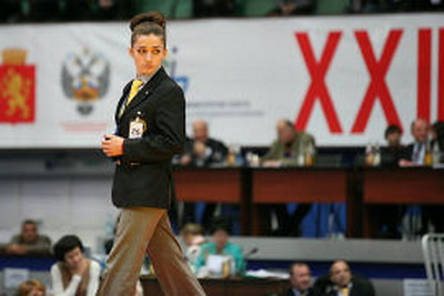 Noravard Arustamyan is elected as a FILA's Referees Instructor