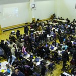 The Hour of Code event united more 200 participants