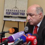 """Boris Navasardyan. The ratings by """"Reporters Without Borders"""" are not adequate for us"""