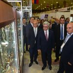 Serzh Sargsyan visited the Made in Armenia-2016 Exhibition