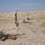Azerbaijani forces fired more than 640 shots toward the Armenian positions