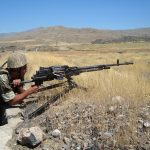 Artsakh Defense Ministry: Azerbaijani forces fire 400 shots toward the Armenian positions