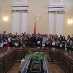 Awarding Ceremony in National Assembly