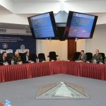 The Delegation of the University of Defense of the Republic of Serbia visits the National Defense Research University, MoD, RA