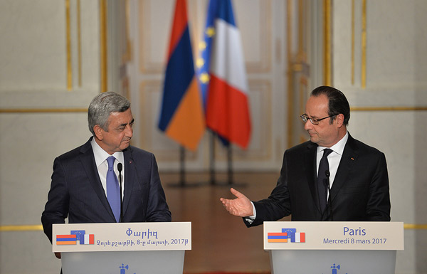 Armenian and French scientific potential to be used