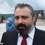 'Let her send her own son, let her serve herself, or send her husband to serve: war isn't good, right?', David Babayan to Aliyev's wife