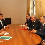 Artsakh President met with members of Armenian Assembly of America