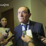 'Mamedov's caveman mentality posts another proof what hinders Karabakh conflict settlement process', Shavarsh Kocharyan