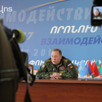 CSTO Staff Head: 'CSTO united forces are not applied in case of internal conflicts of member states'