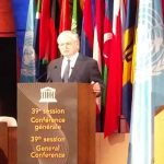 'Armenia strongly believes in this mission of UNESCO,' Edward Nalbandian