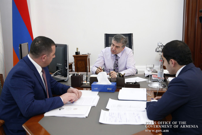 Gegharkunik Marz Governor reports progress in implementation of Premier's assignments