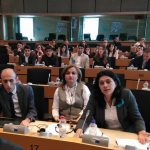 Deputy Foreign Minister of Artsakh delivered a speech at the 'Nagorno Karabakh – EU 1988-2018′ event held in Brussels