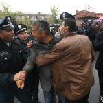 As of 2 PM 68 citizens detained in Yerevan